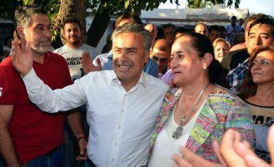 Triunfo para Cornejo y Cambia Mendoza