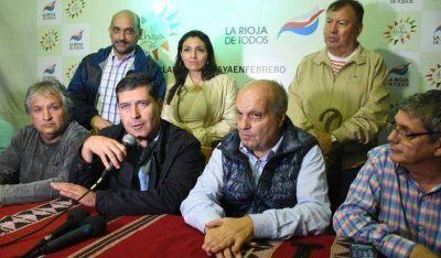 """Sergio Casas: """"Nos parece sumamente importante el hecho de promocionar todo lo que tenemos en La Rioja"""""""