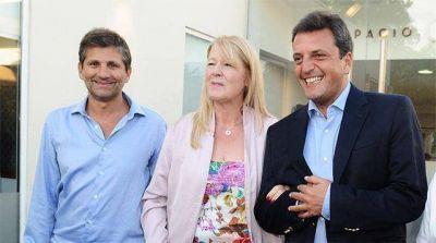"""""""Estoy muy feliz de sumarme al equipo de Sergio Massa y Margarita Stolbizer"""""""