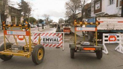 El Municipio pretende triplicar la reparación de calles en 2017