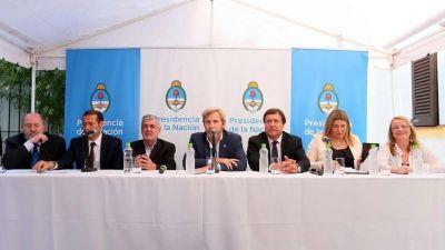 Ante el recelo de las provincias, Frigerio apura el debate por la coparticipación