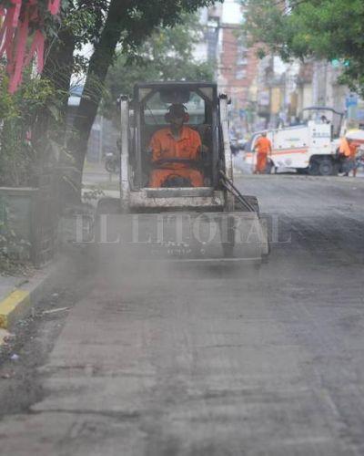 Bacheo: el Municipio pone en marcha un equipo especial que trabajará de 7 a 23