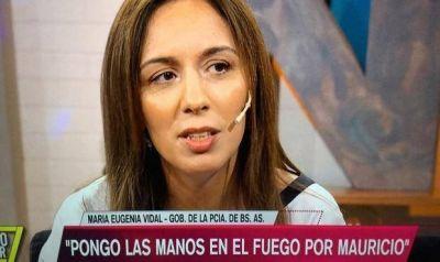 Vidal defendió el acuerdo del Gobierno con el Correo Argentino