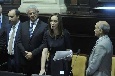 Vidal no descartó ir por la reelección en 2019 y evaluará la posibilidad