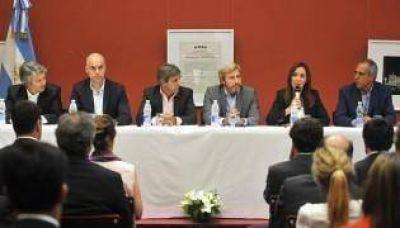 Vidal y Larreta se unen contra la corrupción y el narcotráfico