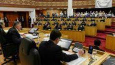 La Legislatura vuelve a sesionar y busca desdoblar el Ministerio Público Fiscal