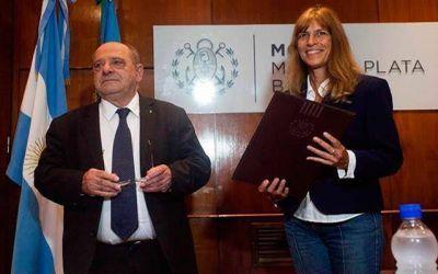 Silvana Rojas desmintió que haya renunciado a la secretaría de Cultura
