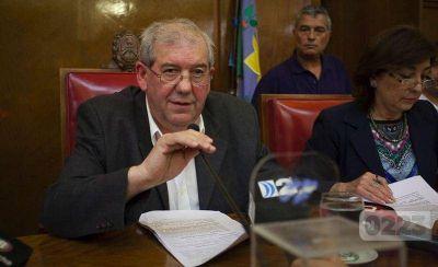 """Sáenz Saralegui: """"No estoy atornillado a la presidencia del Concejo Deliberante"""""""