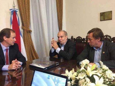 Lombardi confirmó que Baxada será parte de la