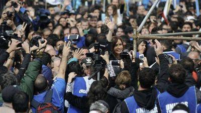 Cristina en Buenos Aires, entre el PJ y Bonadio