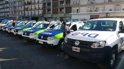 Tras el Operativo Sol, quedarían 64 nuevos vehículos en la ciudad