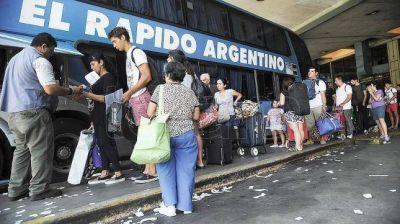 Un paro de choferes del Rápido Argentino afecta a todos los servicios de la empresa