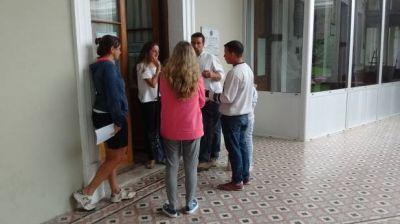 Inundados: completaron censo en La Emilia y ahora siguen en los barrios nicoleños