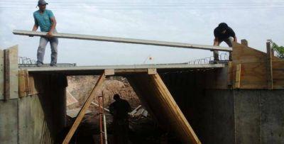 Puente de Obligado: Estiman que para marzo estará terminada la obra