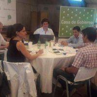 Se repavimentarán 20 cuadras de la ciudad de Pellegrini: lo anunció el intendente Pacheco
