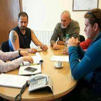 SITOS se reunión con Federico Runin