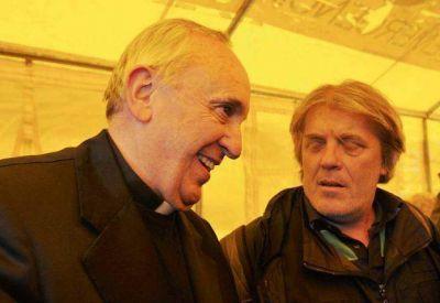 El Papa se cansó de los voceros: toma distancia de Gustavo Vera