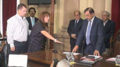 María Laura de la Zerda ya es Senadora