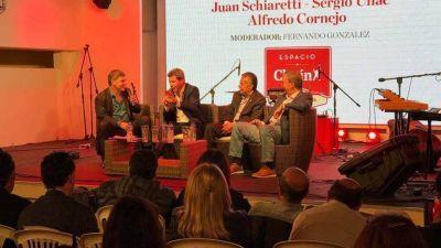 Sergio Uñac participó de un panel de Clarín junto a colegas gobernadores