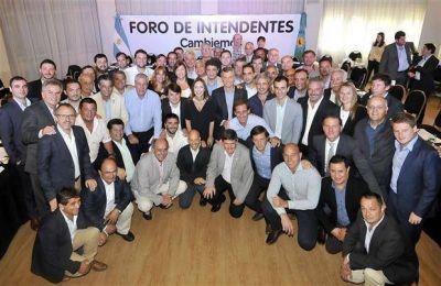 Vidal les reclamó a los intendentes bonaerenses que defiendan a Macri