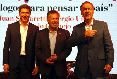 Avanza el plan de Cornejo en las paritarias 2017