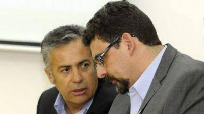 Cornejo viajará a Estados Unidos a reunirse con el presidente del BID