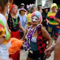 Los abuelos de San Fernando se adelantaron al carnaval