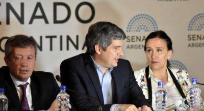 Michetti y Monzó salieron al auxilio de la Rosada, tras el reto de Lamberto a Peña