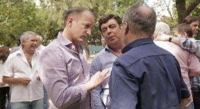 Ante la caída de la industria, los intendentes exigen a Vidal que nombre ministro de Producción