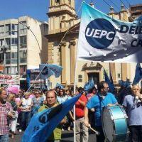 Sin acuerdo, Uepc ratificó que no comenzará el ciclo lectivo