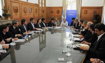 Gobierno avanzó con provincias para la reforma de Ley de Coparticipación