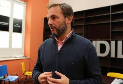 Lunghi viajará a La Plata a presentar las obras que incluirá en el plan de infraestructura de Provincia