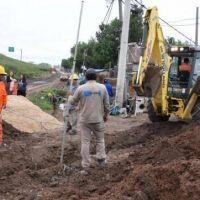 Avanzan obras del Plan Abre en barrio La Palmera