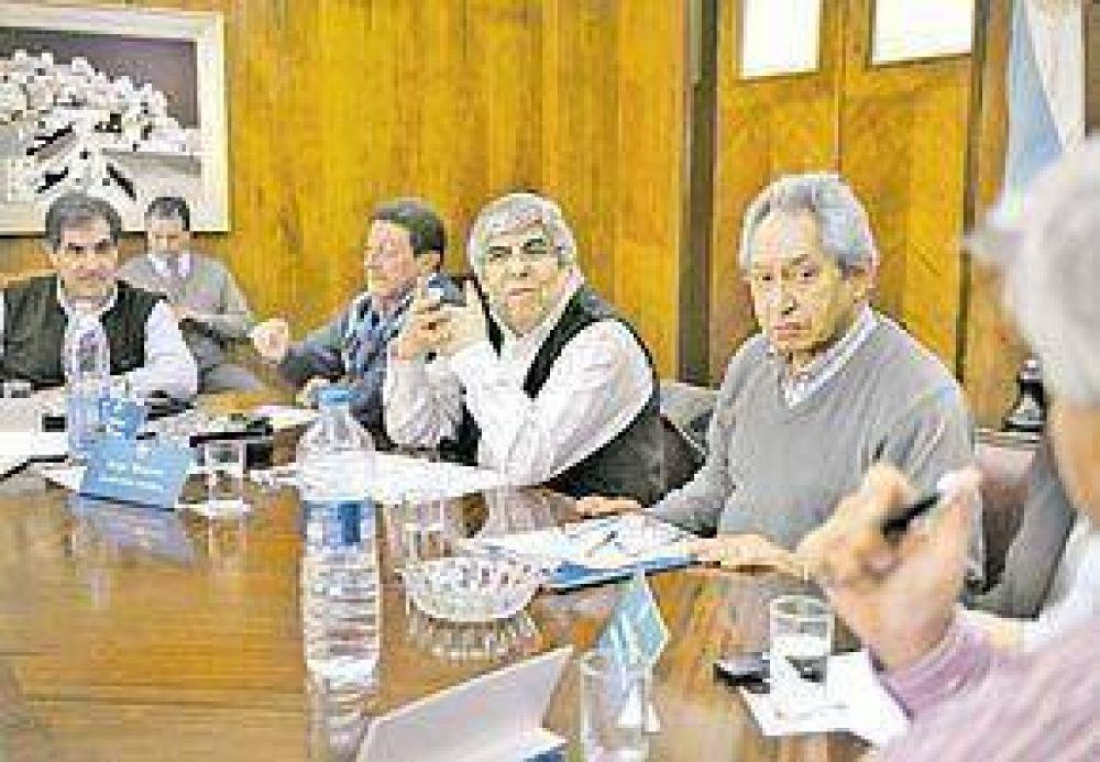 La CGT avaló el proyecto sin el apoyo de los grandes gremios