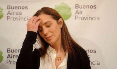 Ola peronista de quejas contra Vidal por no designar ministro de Producción