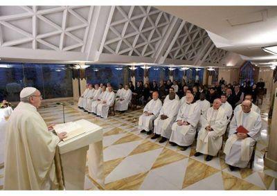 Homilía del Papa: Cirilo y Metodio heraldos del Evangelio con coraje, oración y humildad