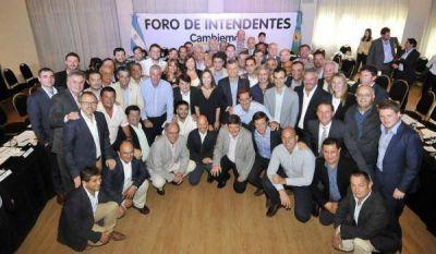 Antonijevic en el Foro de Intendentes de Cambiemos