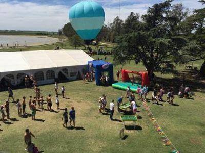 """La UATRE celebró el 5° aniversario de su complejo recreativo """"Termas de Médano Blanco"""""""