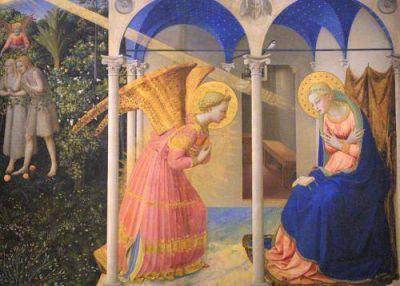 Roma prepara celebración en memoria del Beato Angélico, patrono de los artistas