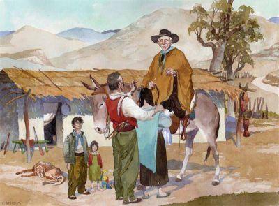 Mons. Olivera destaca la riqueza misionera y pasión por el Evangelio del Cura Brochero