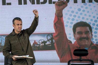 El chavismo cierra filas en defensa del vicepresidente de Maduro