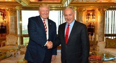 Gran expectativa por el encuentro de hoy entre Netanyahu y Trump