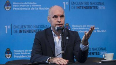 Horacio Rodríguez Larreta justificó el fuerte aumento en los peajes: