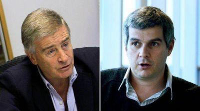 Aguad y Peña dan versiones contradictorias por el acuerdo con el Correo
