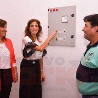 La Gobernadora entregó viviendas sociales e inauguró una planta potabilizadora de agua