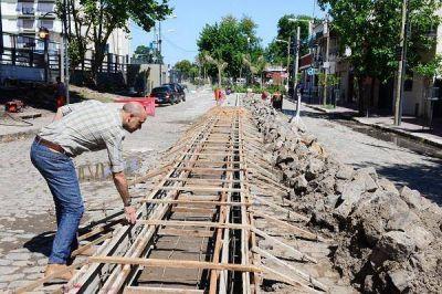 San Fernando presentó su plan de obras al Ministerio de Infraestructura