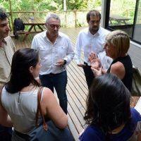 Zamora quiere obras que reviertan la contaminación en el Reconquista