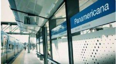 Estación Panamericana y plan de inversiones para el Belgrano Norte