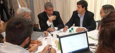 Avellaneda presentó 18 proyectos para ser financiados con el FIM
