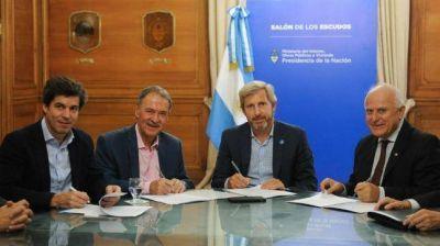 Invertirán más de $770 millones en un canal para aliviar áreas inundables de Santa Fe y Córdoba